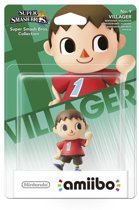 Nintendo amiibo Super Smash Villager - Wii U -  NEW 3DS - Switch