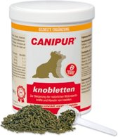 Vetripharm CANIPUR - Knobletten voedingssupplement hond - 500 g