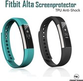Screenprotectors geschikt voor de Fitbit Alta   3 stuks