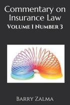 Commentary on Insurance Law