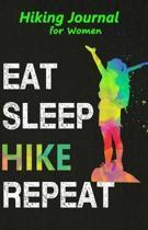 Hiking Journal for Women