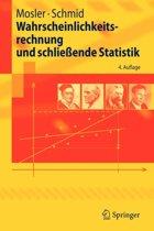 Wahrscheinlichkeitsrechnung Und Schliessende Statistik