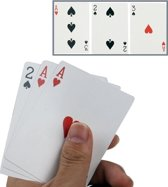 Magic Trick Toy 鈥�Two to One Card Laad Master Hand