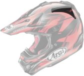 Arai MX-V Side Duct-Black (Mat Frost)