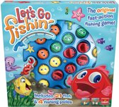 Let's Go Fishing Original - Hengelspel - Kinderspel - Goliath