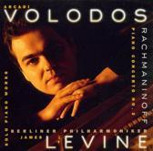 Rachmaninov: Piano Concerto no 3 etc / Volodos, Levine et al