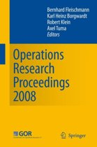 Operations Research Proceedings 2008