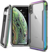 X-Doria Defense Shield Hoesje iPhone XS Paars