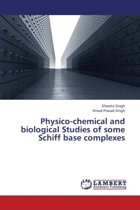 Physico-Chemical and Biological Studies of Some Schiff Base Complexes