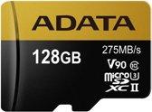 ADATA Premier ONE V90 flashgeheugen 128 GB MicroSDXC Klasse 10 UHS-II
