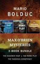 Max O'Brien Mysteries 3-Book Bundle