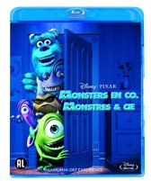Monsters En Co (Blu-ray) (Monsters, Inc.)