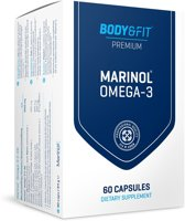 Body & Fit Marinol® Omega3 - 1000 mg per capsule - 60 capsules