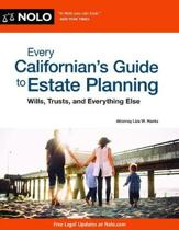 Every Californian's Guide to Estate Planning