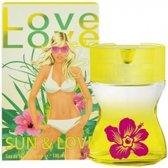 Love Love - Sun & Love - 100 ml - Eau de Toilette