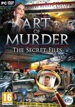 Art of Murder, The Secret Files (DVD-Rom) - Windows