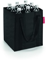 reisenthel bottlebag - Flessentas - Polyester - black