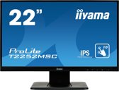 Iiyama ProLite T2252MSC-B1 - Full HD Touchscreen Monitor