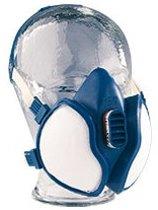 3M Halfgelaatsmasker 4279 voor eenmalig gebruik FFABEK1P3 RD, EN 405:2001+A1:2009, uitademventiel, 345g