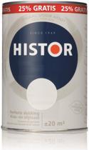 Histor Perfect Finish Lak Hoogglans Wit 1,25 liter