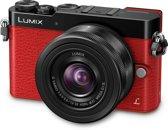 Panasonic LUMIX DMC-GM5 + 12-32mm - Systeemcamera - Rood