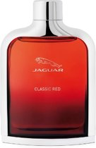 Jaguar Eau De Toilette Classic Red 100 ml - Voor Mannen