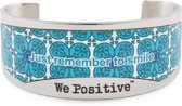 We Positive™ Petrol BN017