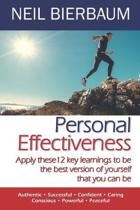 Personal Effectiveness: Be Your Best Self