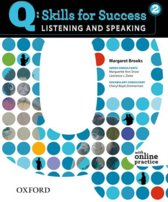 Q: Skills for Success- Listening and Speaking 2 student's book + online practice