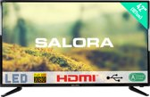 Salora 42LED1500 42'' Full HD Zwart LED TV