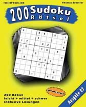 200 Gemischte Zahlen-Sudoku 07
