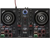 Hercules Inpulse 200 - DJ Controller - Zwart