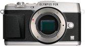 Olympus E-P5 Body - systeemcamera - Zilver