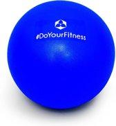 #DoYourFitness - Mini Pilates Bal - »Balle« - Gymnastiekbal: Effectieve training voor spierspijn - 33cm - marineblauw