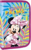 Disney Minnie Mouse Spring Palms - Gevuld Etui - 22 Stuks - Multi