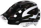 Suomy helm Scrambler S-Line (zwart/wit) - Helm