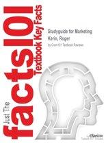 Studyguide for Marketing by Kerin, Roger, ISBN 9780077441845