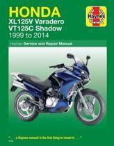 Honda Xl125V Varadero & VT125C Shadow (99-14)
