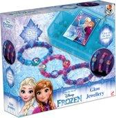 Frozen gloeijuwelen