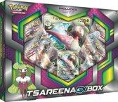 Pokémon Tsareena GX Box - Pokémon Kaarten