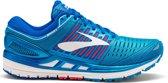 Brooks Transcend 5 blauw hardloopschoenen dames (120263 1B 474)