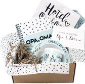 Opa&Oma Cadeaubox- Bekendmaking zwangerschap - Verrassen - Cadeau