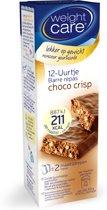 Weight Care Maaltijdreep 12-Uurtje Choco Crisp - 2 stuks