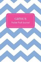 Carol's Pocket Posh Journal, Chevron