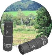Gridbyt professionele verrekijker – Monokijker 16x52 - Dual Focus compact