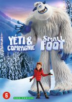 DVD cover van Smallfoot