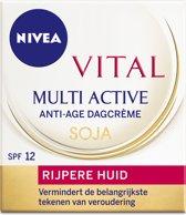 NIVEA Vital Soja - 50 ml - Dagcrème