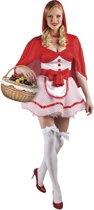 Rood Kapje - Kostuum - Maat 36/38 - Carnavalskleding