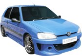 Carzone Specials Carzone Sideskirts Peugeot 106 MKI/II 1991-2003 Vega' excl. XS/GTi