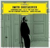 Andris Nelsons - Shostakovich: Symphonies Nos. 4 & 1